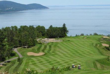 Le terrain de golf du Fairmont Le Manoir Richelieu ouvrira le 5 juin