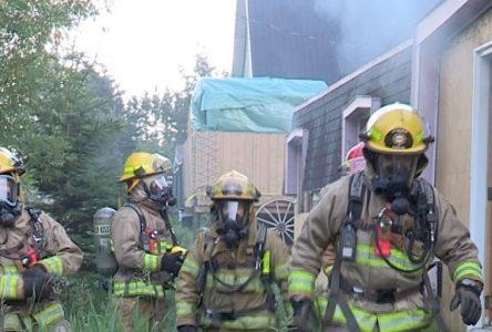 Les pompiers de La Malbaie tiennent un exercice demain