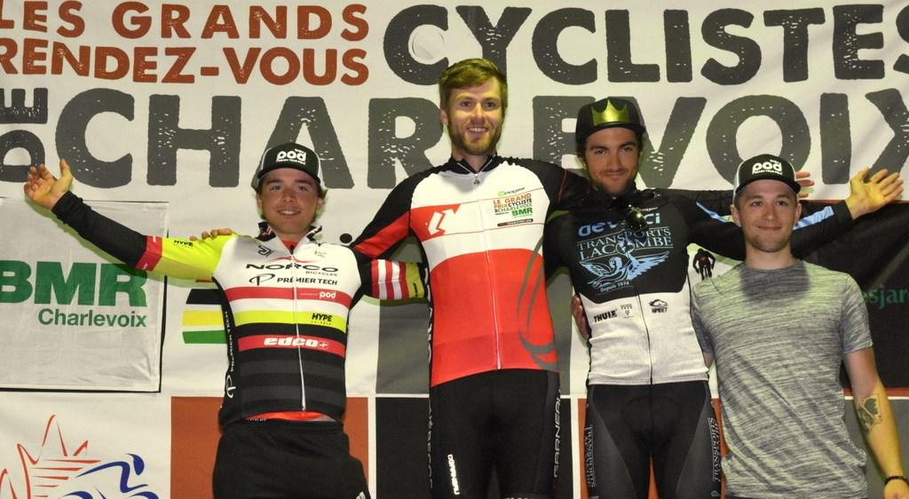 GPCC: Alexis Cartier, grand champion
