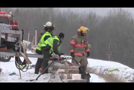 Deux blessés dans un accident