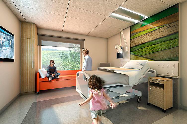 Concours photo pour le nouvel hôpital