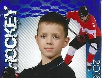 Deux jeunes d'ici participeront au Championnat Nord américain de hockey