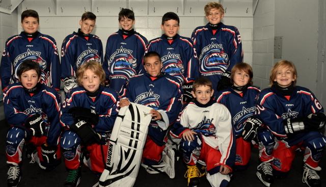 Hockey mineur: résultats de la fin de semaine