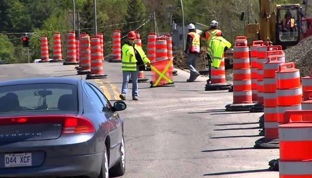 Travaux routiers de 3 millions à l'Isle-aux-Coudres cet été