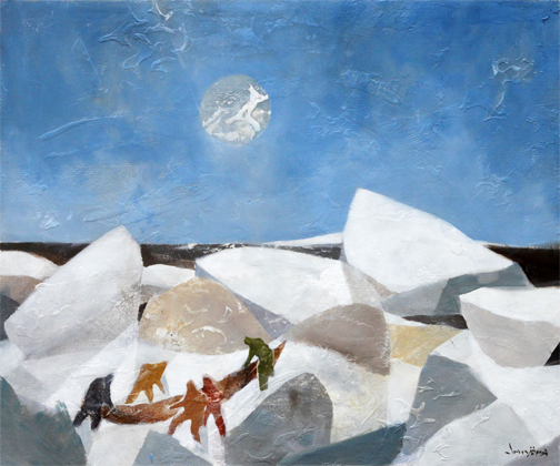 Jimmy Perron expose à la prestigieuse Roberts Gallery de Toronto