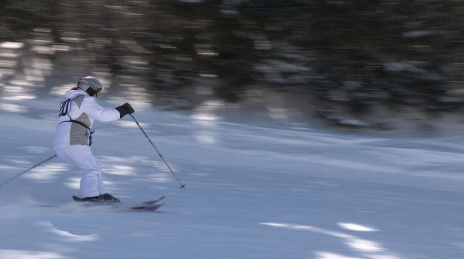 Le Challenge ski sur les pistes…