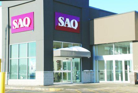 Pas de fermeture prévue à la SAQ