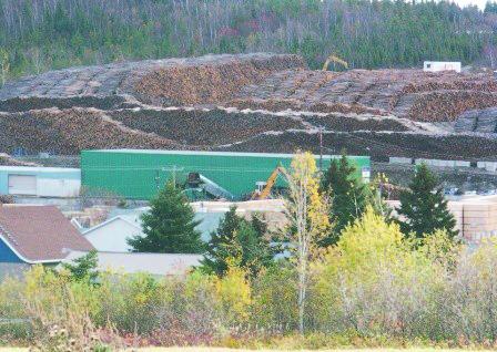 Fermeture de l'usine de Saint-Hilarion