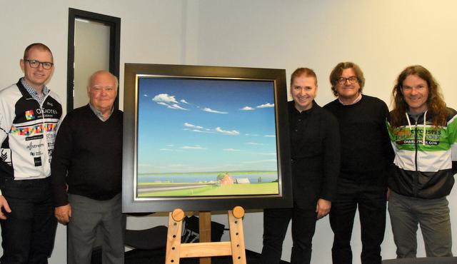 Fondation de l'hôpital de Baie-Saint-Paul: vive le golf… et le vélo!