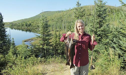 Pêcher dans les parcs nationaux de Charlevoix