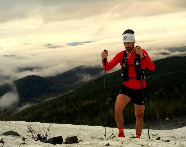Ultra-Trail du Mont-Albert : Éric Leblond terrassé par la fatigue