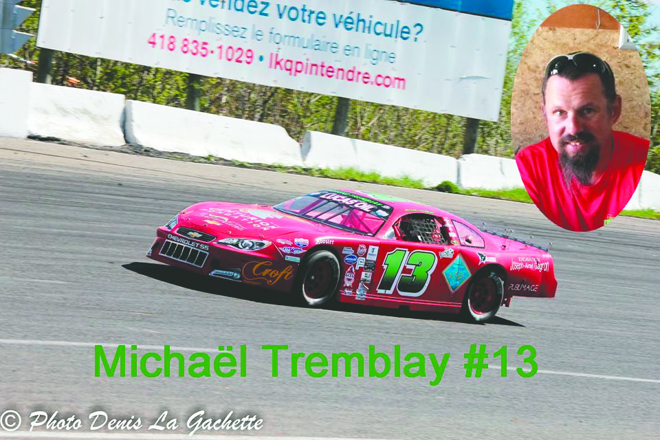 Tremblay vise la Sportsman for the Cup