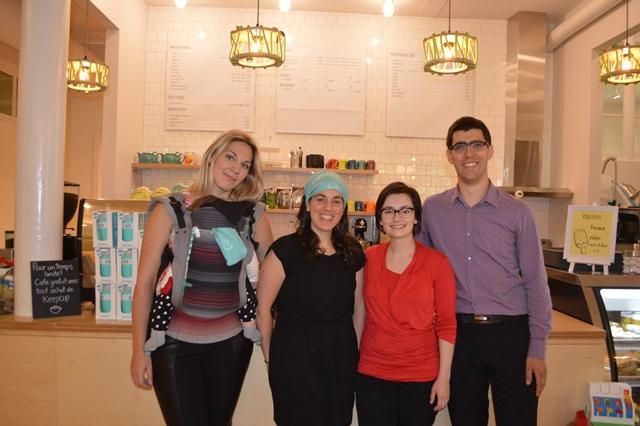 Le Mousse Café, un endroit idéal pour les familles