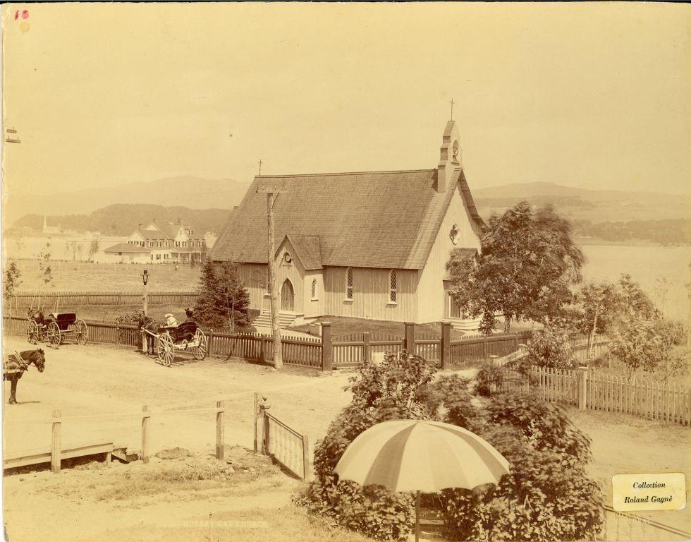 L'Église protestante de Murray Bay fête ses 150 ans