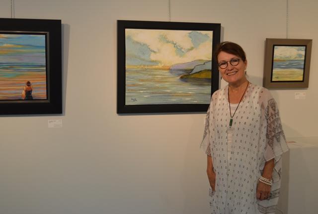 Deux nouvelles expositions d'artistes charlevoisiens au Carrefour culturel