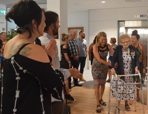 Marie-Luce Simard célèbre ses 100 ans