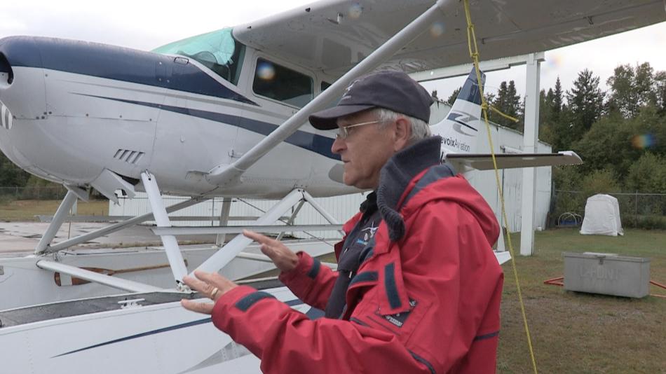 Aviation Charlevoix : au-delà des espérances! (vidéo)
