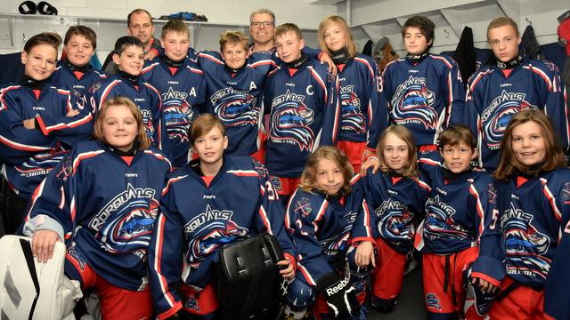 Hockey mineur : Un week-end de hauts et de bas