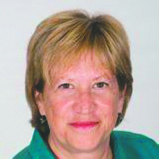 Odile Comeau, candidate à la mairie de Saint-Iréné