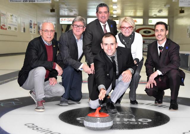 La 18e édition du Challenge Casino de Charlevoix  est lancée