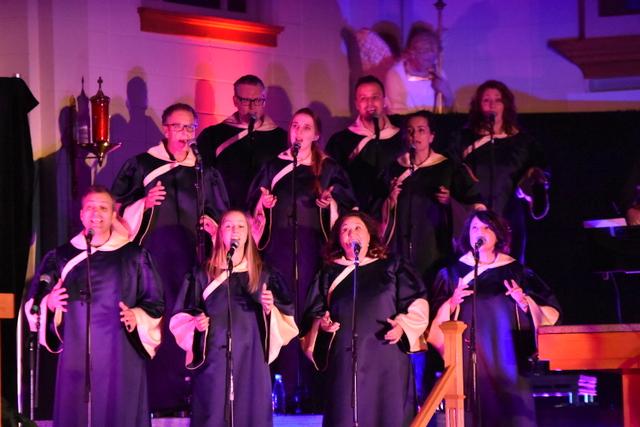 Concert Gospel à Baie-Saint-Paul : un beau succès (vidéo)