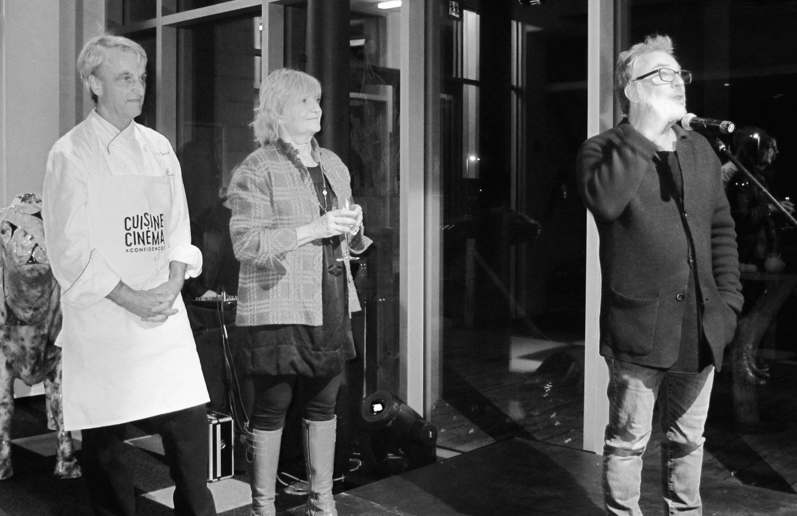 1ère édition du Festival Cuisine, Cinéma et Confidences: bilan délicieux et perspectives alléchantes