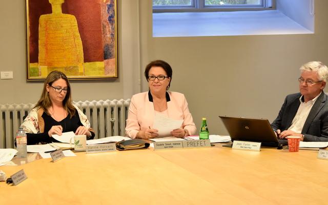 MRC de Charlevoix : hausse du budget et des quotes-parts