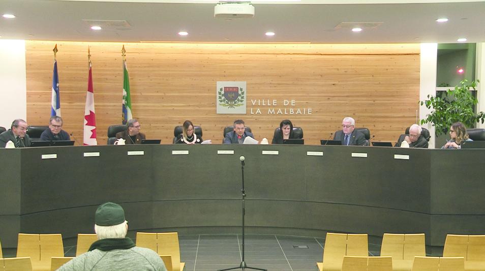 Les représentants de La Malbaie prennent la direction du conseil d'administration
