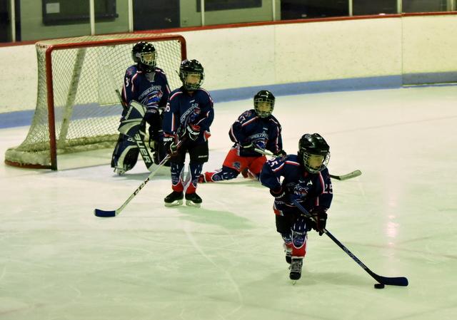 Hockey mineur : que des victoires, ou presque