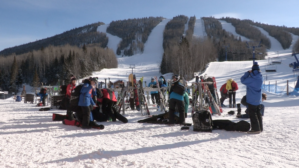 Vivre Charlevoix : Le Mont Grand-Fonds (vidéo)
