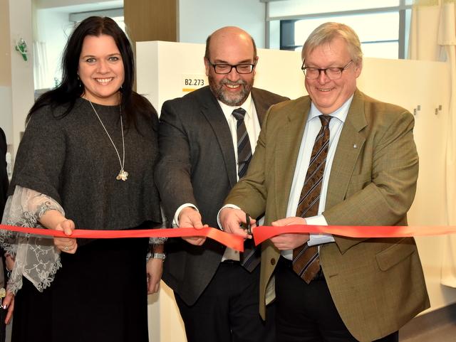 L'unité d'hémodialyse est inaugurée au nouvel Hôpital de Baie-Saint-Paul