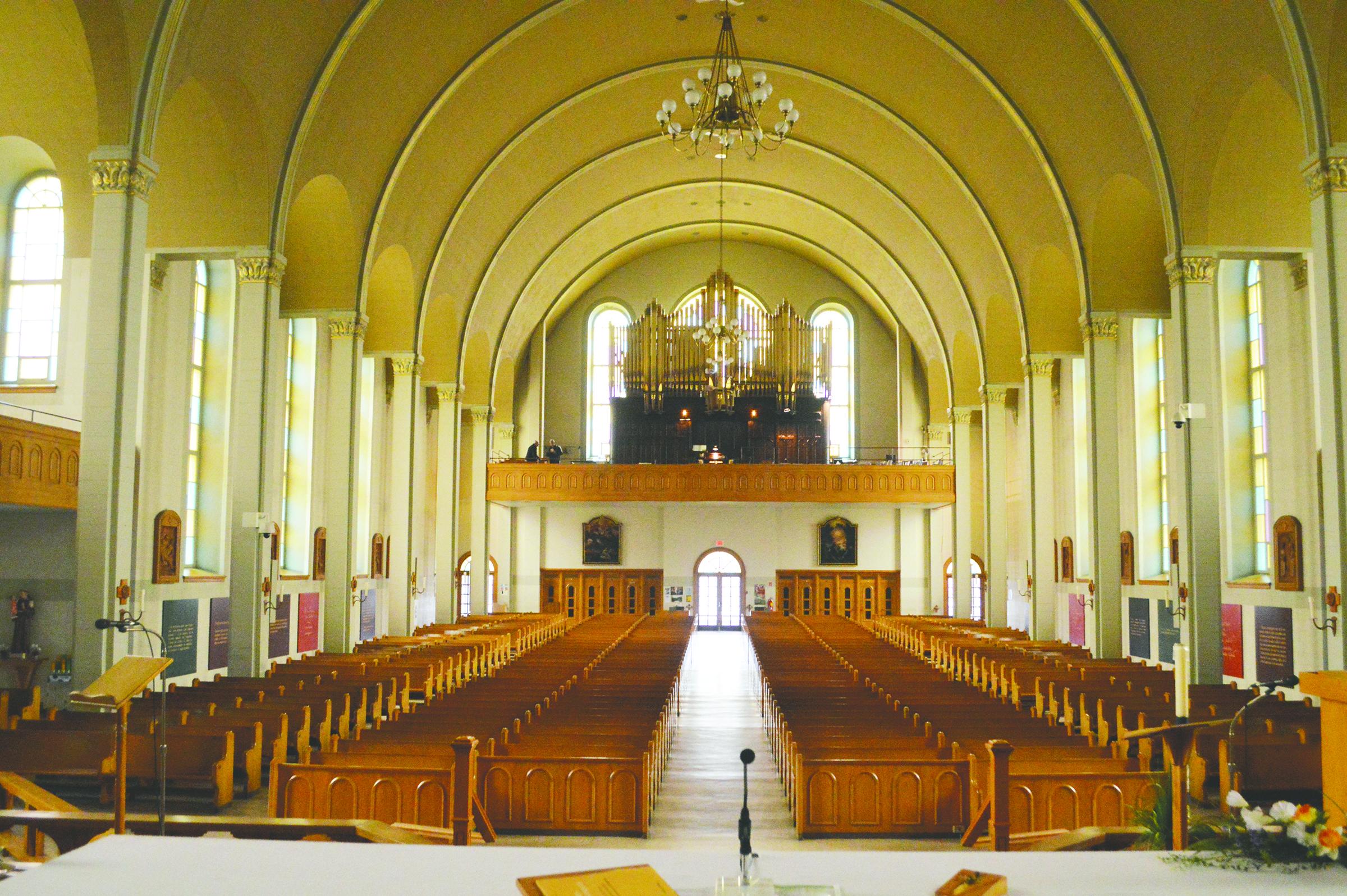 Un concert-bénéfice organisé au profit de l'orgue Casavant de l'église de Baie-Saint-Paul