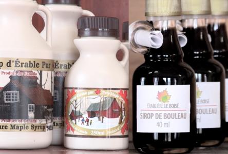 Tout Charlevoix avec Claude Boulet :  Érablière Le Boisé, entre l'érable et le bouleau