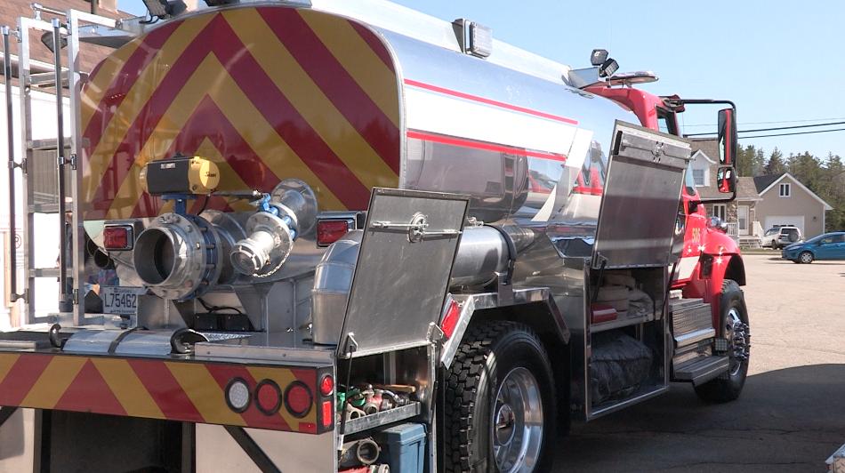 Un camion incendie neuf pour les citoyens