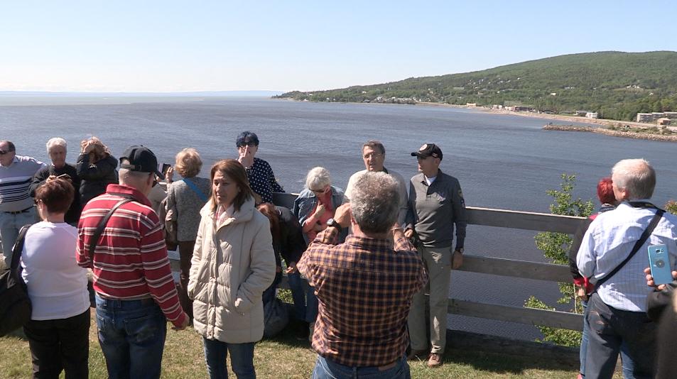 G7 : les touristes circulent sans problème dans la région