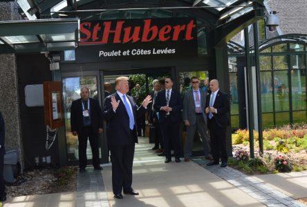 Trump fait volte-face et renie le communiqué final du G7