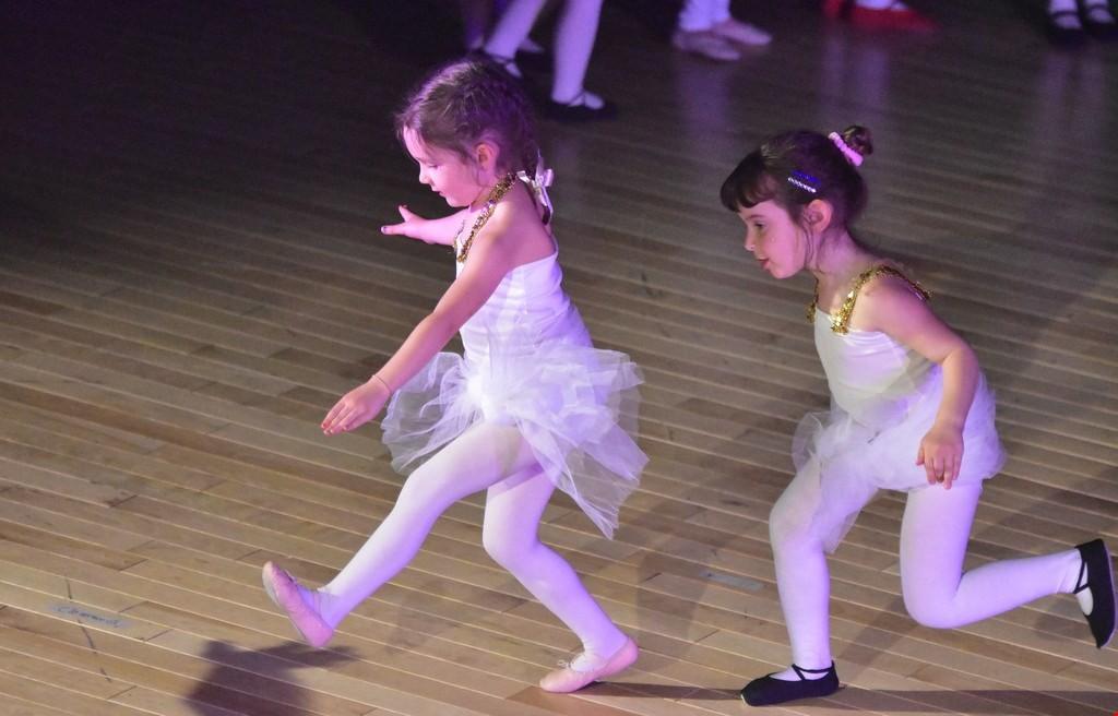 École de la Cité-Danse : place au spectacle