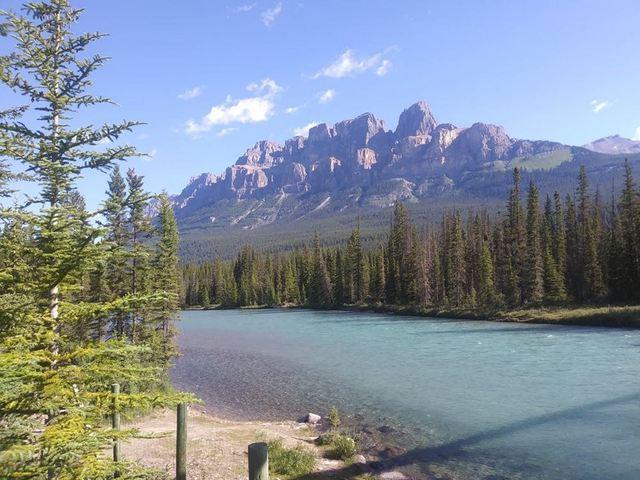 Canada à vélo : les Rocheuses, pénibles, mais tellement belles