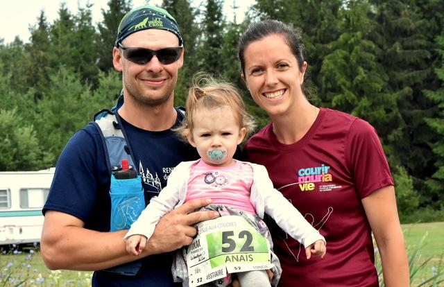 Le demi-marathon, une affaire de famille