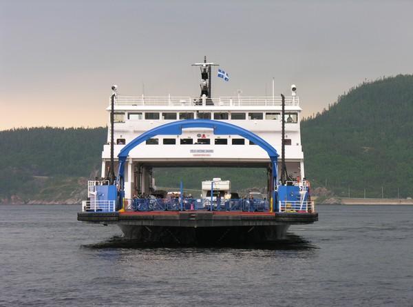 Traverses Baie-Sainte-Catherine-Tadoussac annulées
