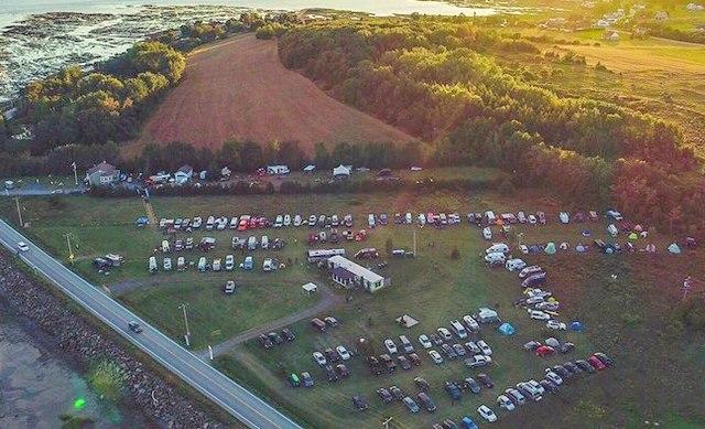 Une compétition de Kitesurf reportée, mais un weekend El Campo réussi