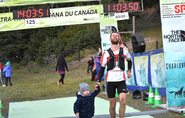 Ultra-Trail Harricana du Canada: une course infernale pour David Savard-Gagnon