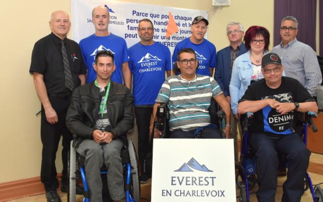 L'Everest en Charlevoix est de retour pour une seconde édition