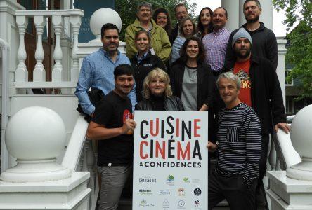 Le festival Cuisine, Cinéma & Confidences revient… avec de gros noms!