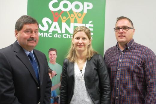 Mairie de l'Isle-aux-Coudres: Patrice Desgagnés est en réflexion