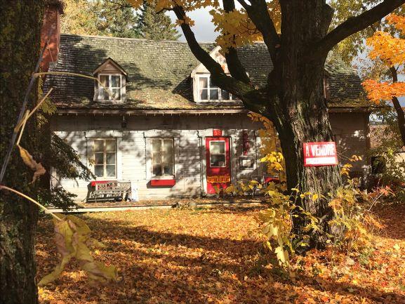 La maison René-Richard est à vendre