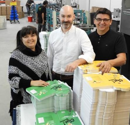 Louis Drouin est le nouveau propriétaire de LICO Imprimeur