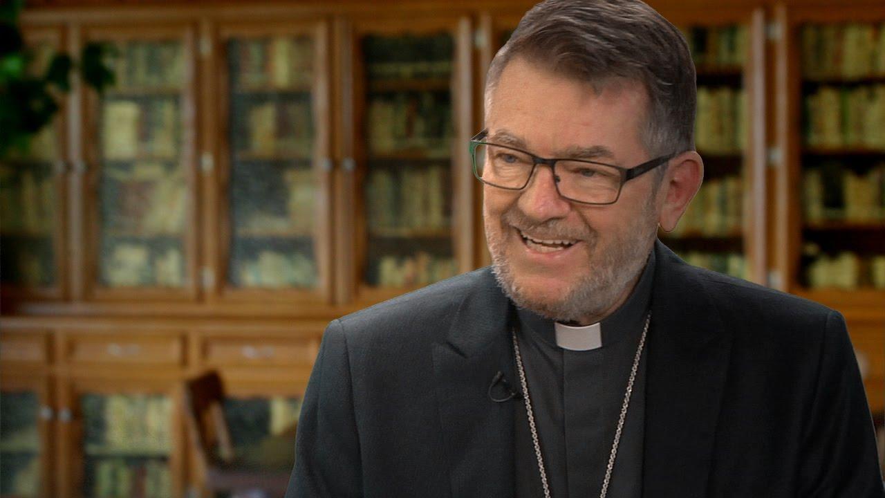 Mgr Marc Pelchat souligne l'apport de l'abbé Jean Moisan