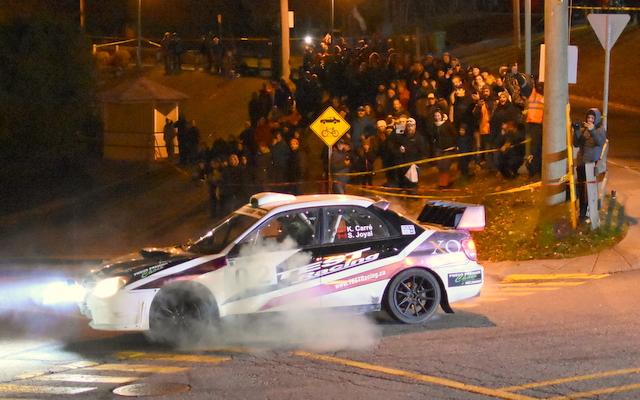 Le Rallye de Charlevoix, plus spectaculaire que jamais