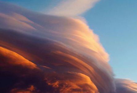 Des nuages qui font jaser Charlevoix